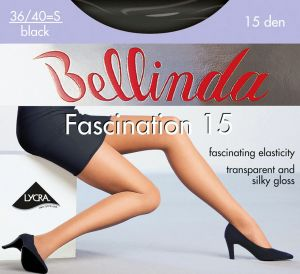 1 Rajstopy Fascination 15 Den BE225001
